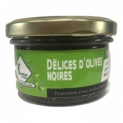 Delice d'olives noires